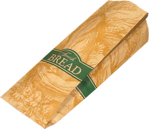 Takeouttalk Paper Bread Bags Baguette Bags French Bread