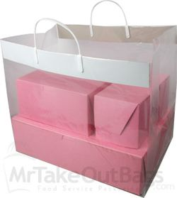 ClearCupcakeBag